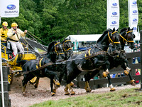 Lowther Carriage Driving Trials 2015